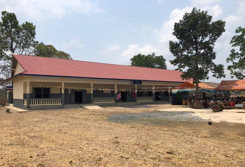 Classroom of hope Cambodia