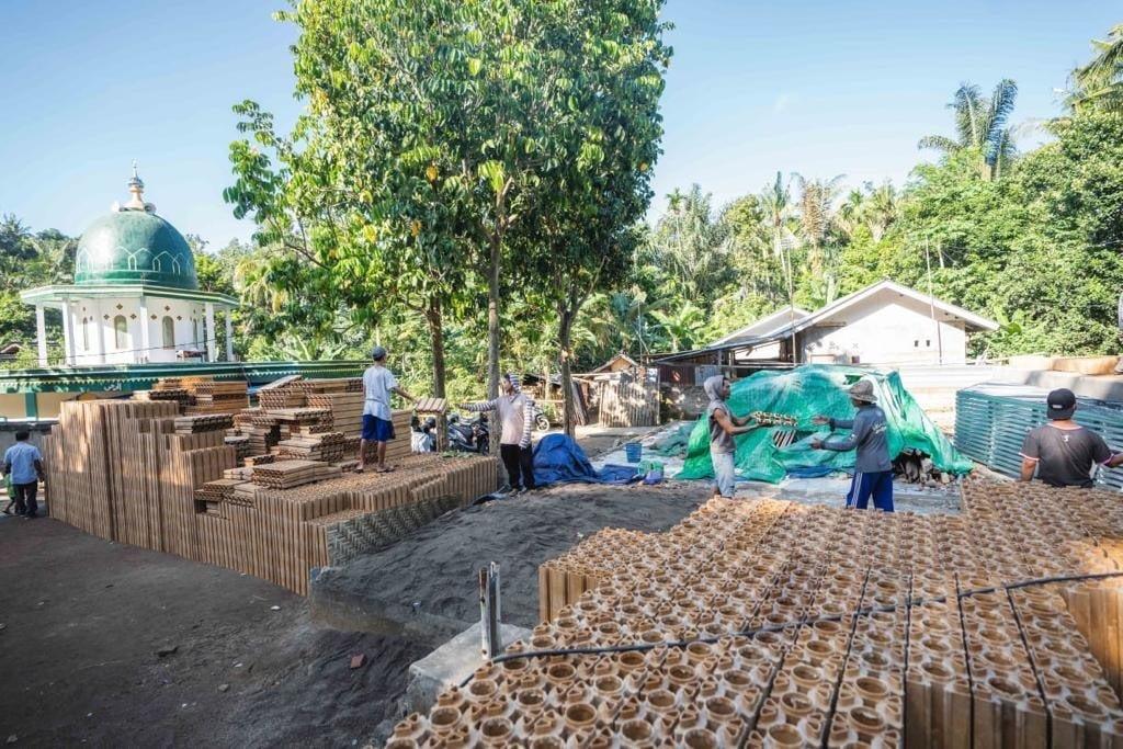 Lombok 2021 Ecobricks