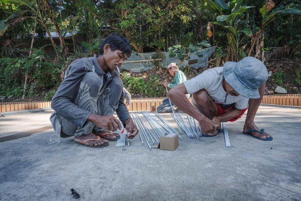 Lombok 2021 Prepping